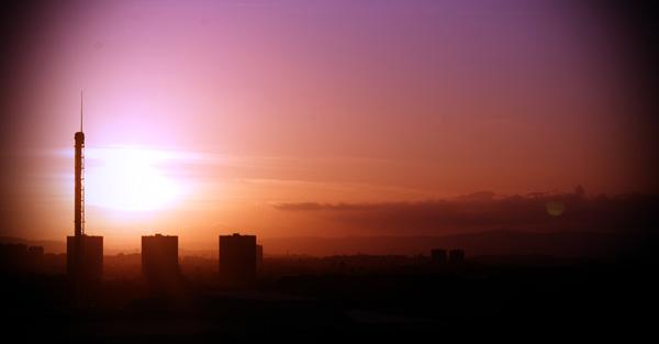 Glasgow skyline courtesy of ithinkitsnice