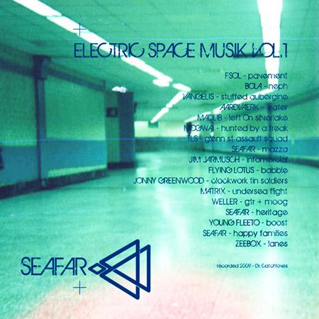 Seafar - Electric Space Musik Vol 1