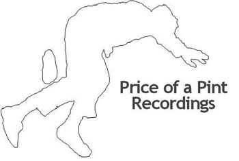 Price of a Pint Recordings logo