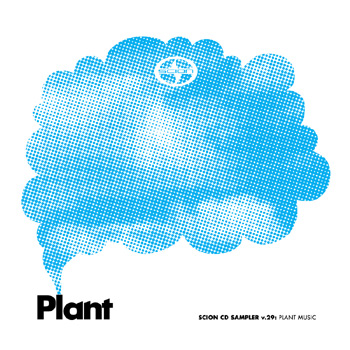 Plant Music - Scion sampler - artwork