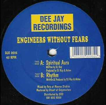 Engineers Without Fears - Spiritual Aura - artwork