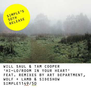 Will Saul & Tam Cooper – Hi-Lo/Room In Your Heart EP