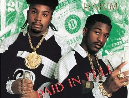 Eric B & Rakim - Paid In Full (Coldcut Remix)