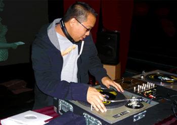 DJ BlueWater brings the Funk & Soul