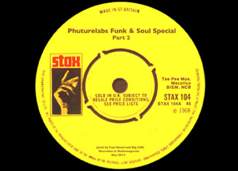 Phuturelabs – Funk n Soul Special Part 2 on Radio Magnetic