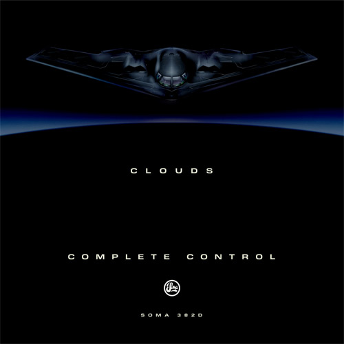Clouds - Complete Control EP - artwork