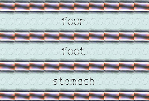 Four Foot Stomach logo