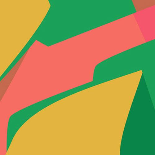 Mount Kimbie - CSFLY Remixes - artwork