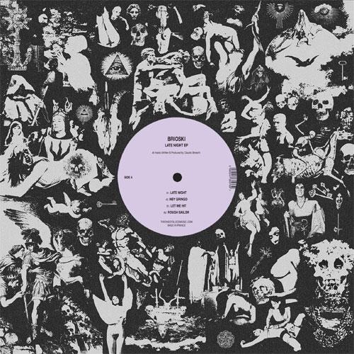 Brioski - Late Night EP - artwork