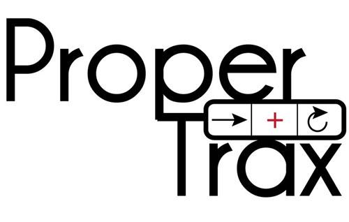 Proper Trax logo