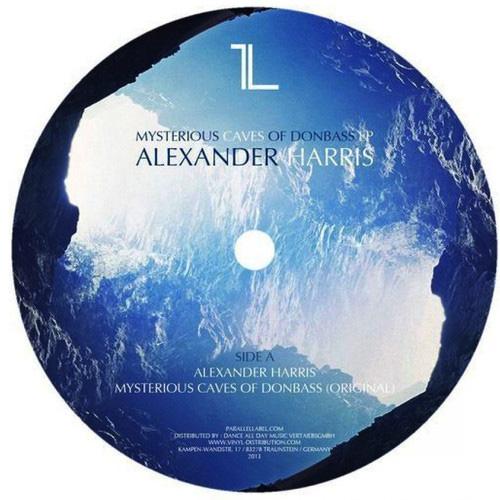 Alexander Harris - Mysterious Caves of Donbass EP - artwork