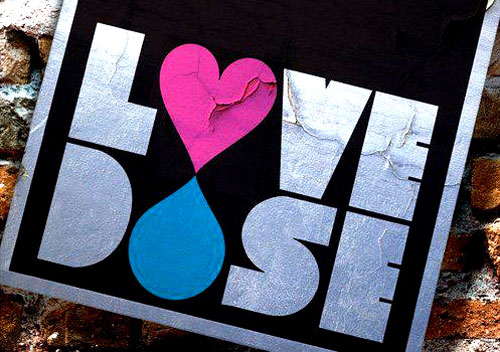 Love Dose Records logo