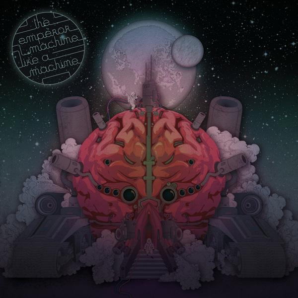 The Emperor Machine - Like A Machine - artwork